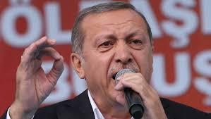 Resultado de imagem para imagens de erdogan