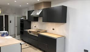 cabinets south small kitchen gloss backsplash tile bland black grey wickes outdoor ideas forum galley bathroom