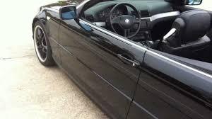 Coupe Series 2004 bmw 330ci specs : 2004 BMW 330ci Convertible Triple Black - YouTube