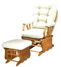 rocker glider chair cushions glider rocking chair replacement pads