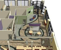 office space planning design. bank space planning 3d design decor interior dcor office n