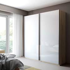 mirror effect furniture. Light Oak Wardrobe With Mirror Doors Dark Wood Effect Furniture