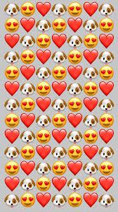 Love Emoji Wallpapers - Top Free Love ...