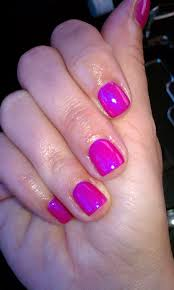 New shellac nail polish, I want to have this done for my sisters ...