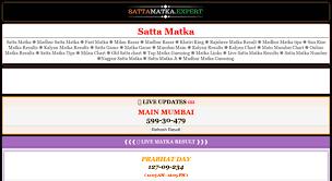 Access Sattamatka Expert Madhur Bazar Satta Matka