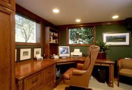 home office luxury home office design. Luxury Home Office Design Ideas With Leather Chair