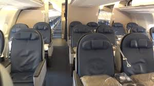 Delta Airlines Airbus A333 Seating Chart Delta Airlines A330 300 Cabin Walk Thru Part 1