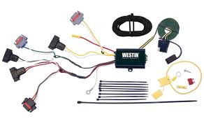 2006 2012 toyota rav4 westin t connector wiring harness westin trailer wiring harness installation at T Connector Wiring Harness