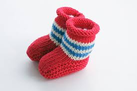 Baby Booties Pattern Custom Design Inspiration