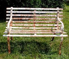 Metal Garden Benches For Sale  FoterGarden Metal Bench