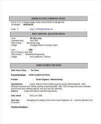 writing an engineering resumes engineering resume template 32 free word documents