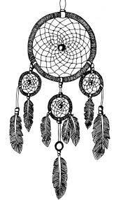 Black And White Dream Catcher Tumblr Custom 32 Collection Of Simple Dreamcatcher Drawing Blackwhite High