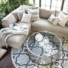 round rug with sectional sofa circle rug w sectional upholstered two piece sectional rug sectional sofa