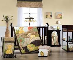 simba crib bedding set comely pictures of jungle baby nursery room design and decoration ideas astounding
