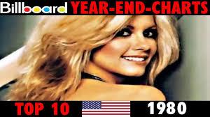 Billboard Hot 100 Year End Charts 1980 Top 10 Throwback Thursday Chartexpress