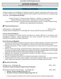 Get Chemical Engineer Resume Sample Here Unique Operations Engineer Resume