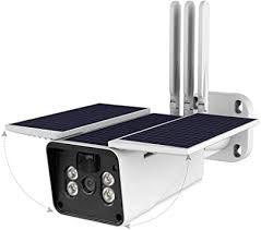 Wireless <b>Outdoor</b> Security Camera <b>Solar</b> Battery,FUVISION 1080P ...
