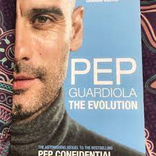 Pep Guardiola book - The evolution RRP.... - Depop