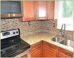 Granite Countertops And Backsplash Ideas Custom Inspiration Design