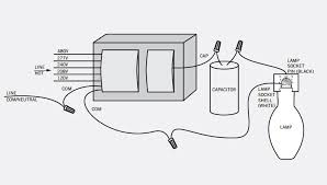 metal halide ballast wiring diagram 277v Ballast Wiring Diagram ballast wiring diagram wiring diagrams 120 277v ballast wiring diagram