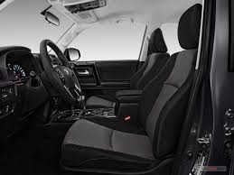 2017 toyota 4runner front seat