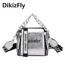 <b>DikizFly</b> Laser <b>Women Bags Fashion</b> Luxury Shoulder <b>Handbags</b> ...