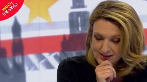 Bbc news employs many presenters and correspondents who appear across television, radio and contribute to bbc online. Bbc News Victoria Derbyshire Makes Embarrassing Blunder On Air Over Guest S Accent And It Gets Awkward Mirror Online