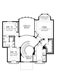 Floor Plans With Spiral Staircase  Michael Peterson Staircase How    Home Plans   Spiral Staircase