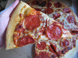 little caesars pepperoni pizza. Perfect Little Pizza Dough Cheese Pepperoni Tomato Sauce Check Itu0027s Plain And Itu0027s  Cheap Though Dominou0027s Does Have A 599 Carryout Large But You  To Little Caesars Pepperoni O