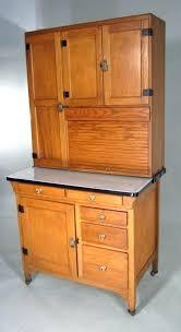 hoosier cabinet parts cabinet kitchen maid antique