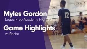 "Myles Gordon's (Sugar Land, TX) Video ""Game Highlights vs Fbcha"" | MaxPreps"