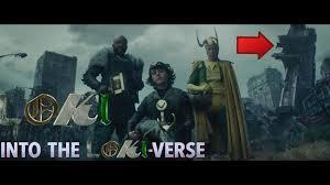 Loki Episodio 4 - [Spoiler Alert] Analisi Scena Finale e Teoria Definitiva  *_* - YouTube