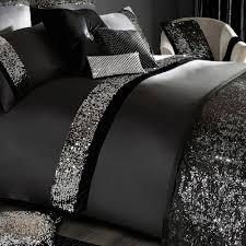details about new 5 pc sequin black egyptian cotton duvet cover set bedding set home decor