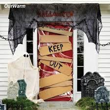 Halloween Decorations For Haunted House