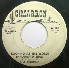 Ray Hendrix – Looking At The World Through A Tear / Smile Of A ...