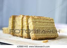 Indonesian Cake Lapis Legit Stock Image K30881443 Fotosearch