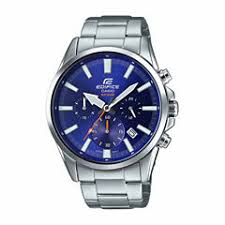 casio men s watches for jewelry watches jcpenney casio edifice mens silver tone bracelet watch efv510d 2av