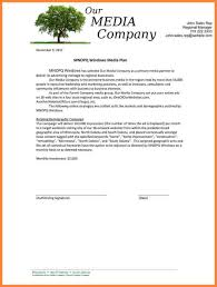 advertising proposal template bussines proposal  5 advertising proposal template