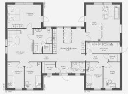 meilleur plan de maison plain pied gratuit cool contemporaine plan maison plain pied 3 chambres gratuit