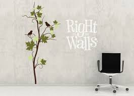 maple tree wall decals vinyl art stickers
