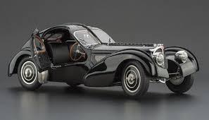 Bugatti typ 57c gangloff roadster oldtimer auf der techno classica essen vorgestellt. Cmc 1 18 1938 Bugatti Type 57 Sc Atlantic Artikel Nr Catawiki