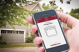 d and d garage doorsOpen your garage with your smartphone  LiftMaster MyQ Technology