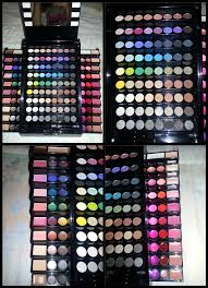 sephora makeup academy palette. sephora mua palette - eye primer, eyeshadow, eyeliner, blush, lip primer and lipsgloss. free 4 applicators sephora makeup academy palette a