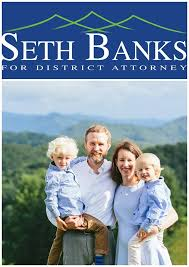 Seth Banks for District Attorney - Home | Facebook