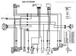 honda atc 200 wiring diagram honda image wiring watch more like 1982 honda trx 200 wiring diagram on honda atc 200 wiring diagram