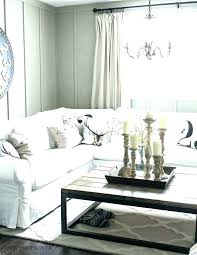 coffee table size for sectional best end tables for sectionals end sizes corner covers design tables
