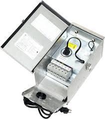 landscape lighting transformer w timer and daylight sensor buzzing hampton bay troubleshooting itemdb landscape lighting transformer repair low voltage