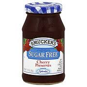 smucker s sugar free cherry preserves