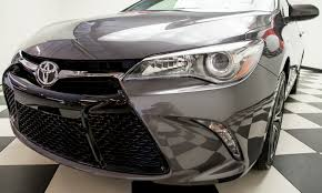 2017 Toyota Camry Led Fog Lights Be Bold With The 2015 Toyota Camry