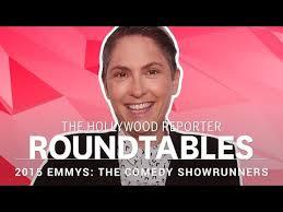 steve levitan kenya barriore comedy showrunners on thr s roundtable l 2016 emmys